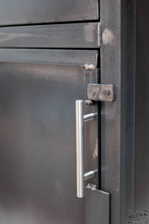 Kitchen Butcher Block Stands : Kitchen Prep Stand / Boos Butcher Block Top ? Real Industrial Edge Furniture Custom ...
