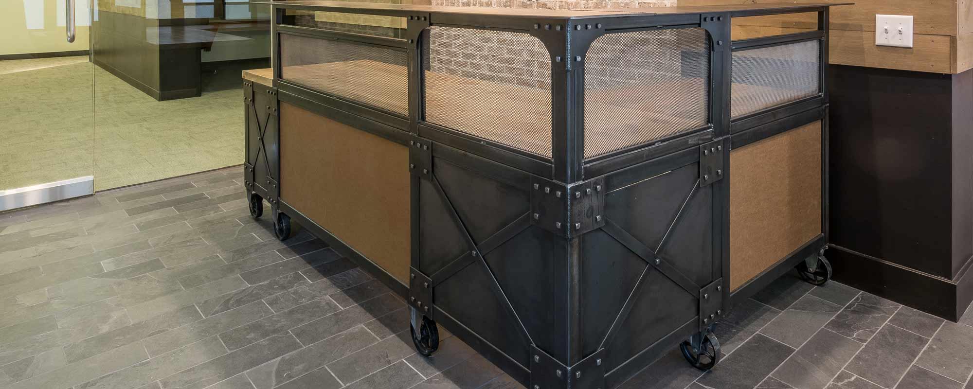 Exceptionnel Real Industrial Edge Furniture | Custom, Industrial, Vintage ...