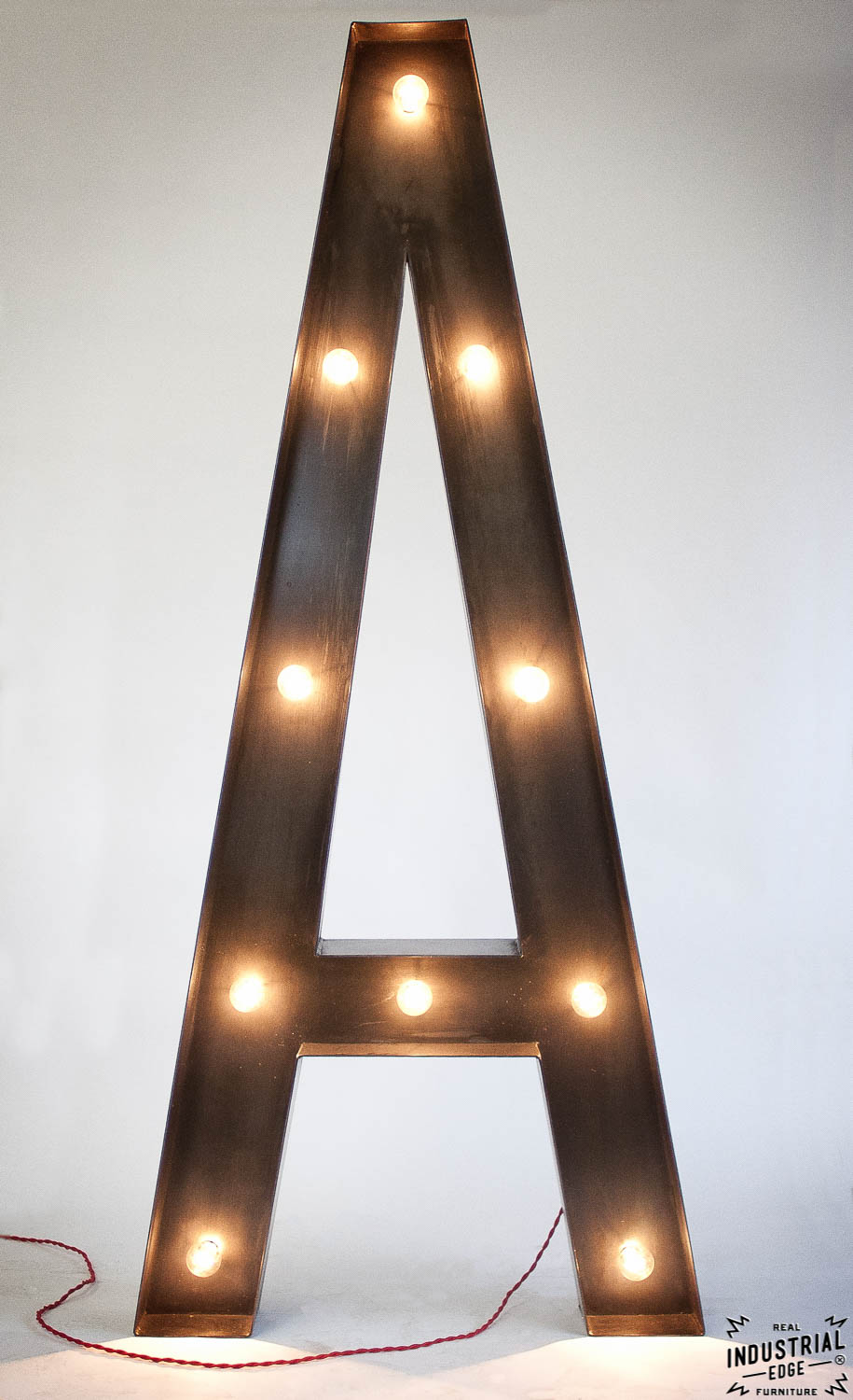 Industrial Letter A