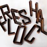 Custom Metal Letters / 12 inch